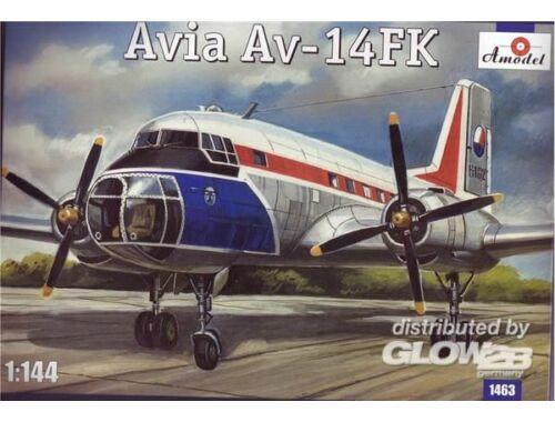 Amodel Avia Av-14 FK 1:144 (1463)