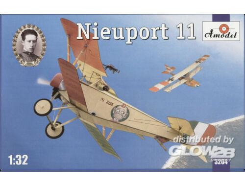 Amodel Nieuport 11 (Italy) 1:72 (3204)