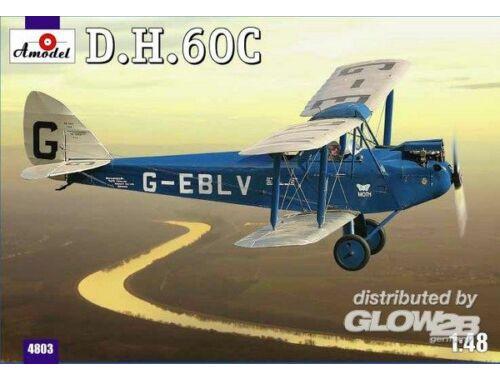 Amodel De Havilland DH.60C Cirrus Moth 1:48 (4803)