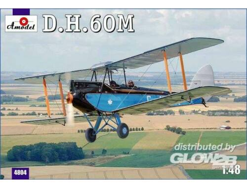 Amodel De Havilland DH.60M Metal Moth 1:48 (4804)