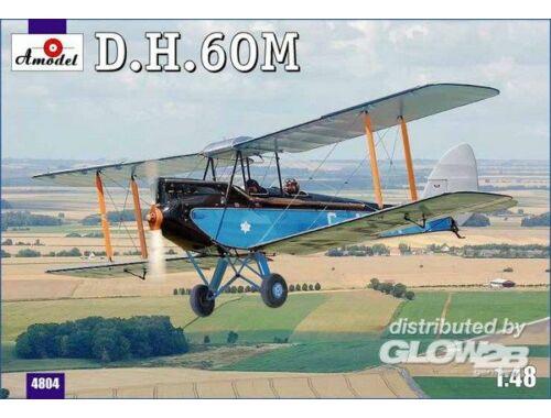 Amodel De Havilland DH.60M Metal Moth 1:48 (4804)