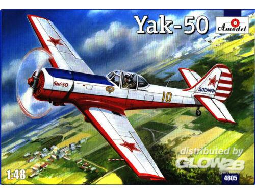 Amodel Yakolev Yak-50 1:48 (4805)
