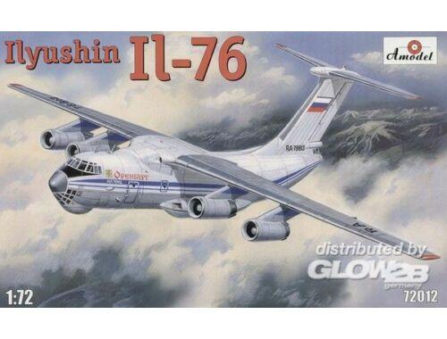 Amodel Ilyushin Il-76 1:72 (72012)