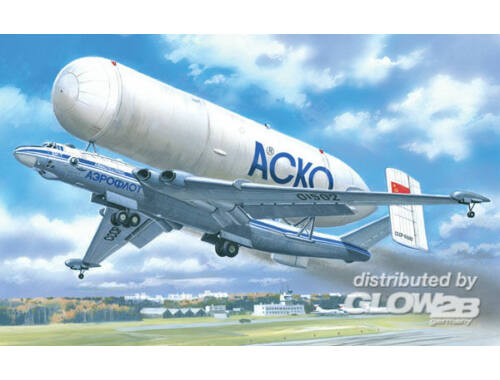 Amodel VM-T 'Atlant' Soviet transport aircraft 1:72 (72015)