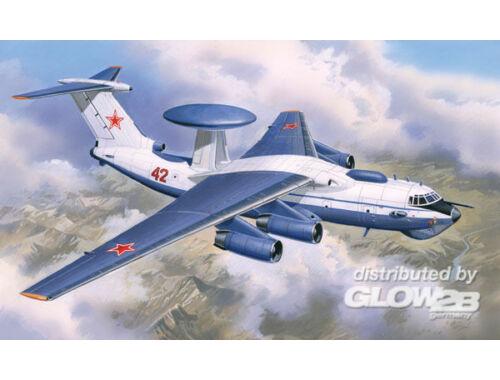 Amodel A-50 Soviet radio supervision aircraft 1:72 (72019)
