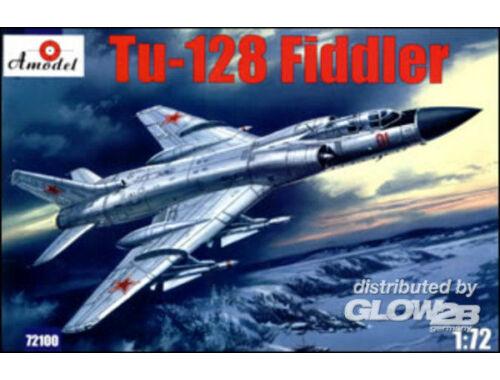 Amodel Tupolev Tu-128 Fiddler 1:72 (72100)