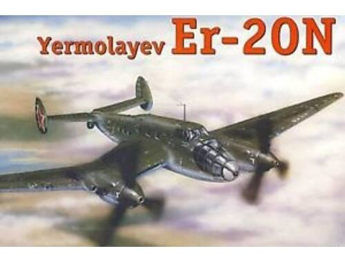 Amodel Er-2 ON Soviet special aircraft 1:72 (72110)