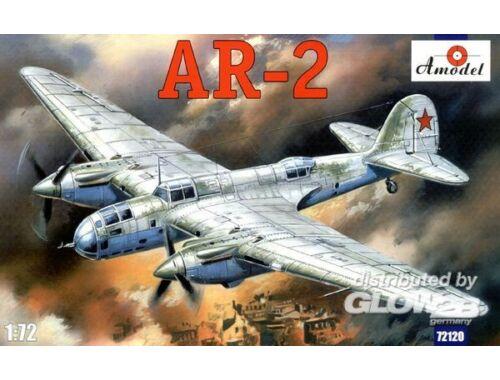 Amodel AR-2 Soviet dive-bomber 1:72 (72120)
