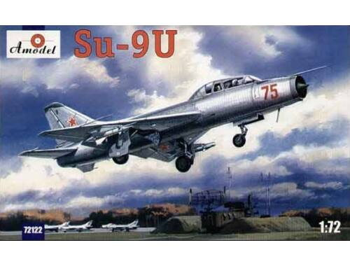 Amodel Su-9U Soviet training aircraft 1:72 (72122)