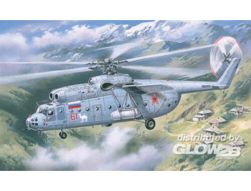 Amodel Mil Mi-6 Soviet helicopter, late 1:72 (72131)