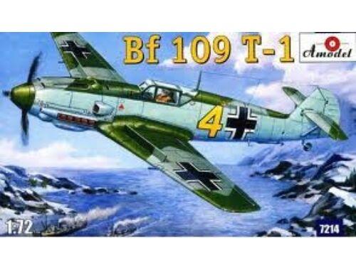 Amodel Messerschmitt Bf 109 T-1 1:72 (7214)