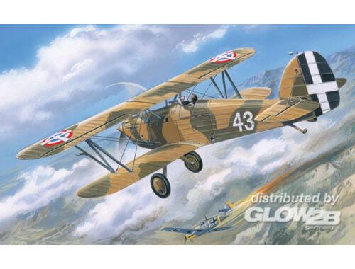 Amodel Hawker Fury Yugoslavian AF fighter 1:72 (72140)