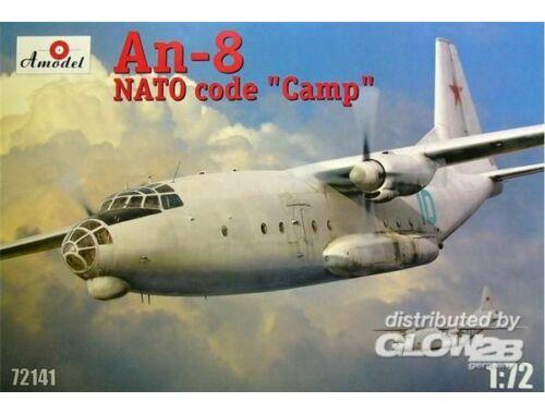 Amodel Antonov An-8 VSU 1:72 (72141-01)