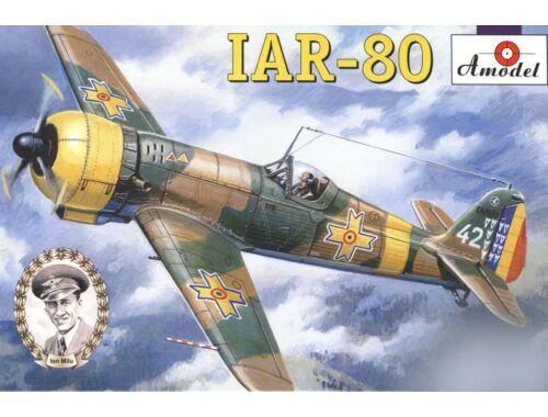 Amodel IAR-80 Romanian fighter 1:72 (72166)