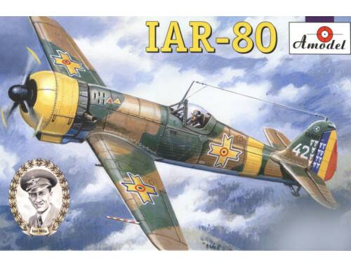 Amodel IAR-80 Romanian fighter 1:72 (72166)