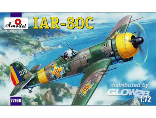 Amodel IAR-80C Romanian fighter 1:72 (72168)
