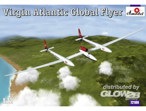 Amodel Virgin Atlantic Global Flyer 1:72 (72189)