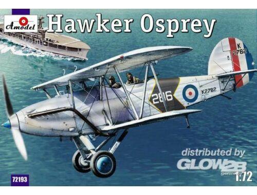 Amodel Hawker Osprey 1:72 (72193)