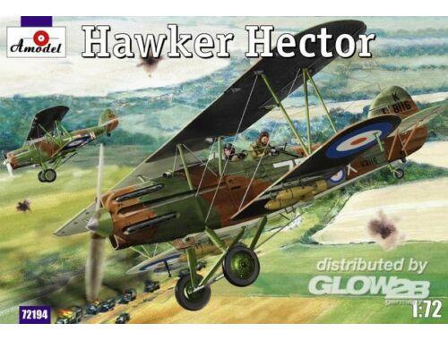 Amodel Hawker Hector 1:72 (72194)