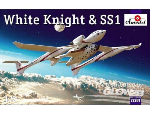 Amodel White Knight   SS1 1:72 (72201)