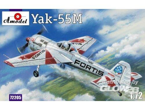 Amodel Yak-55M 'FORTIS' 1:72 (72205)