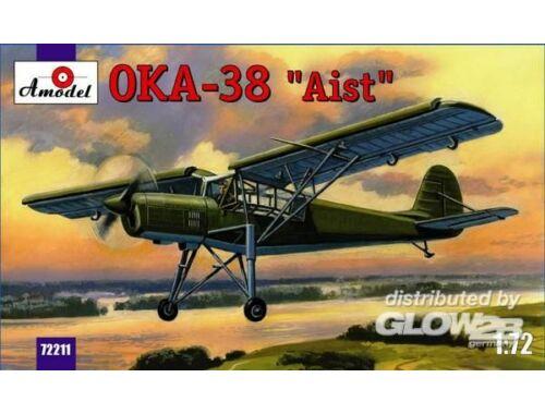 Amodel Antonov OKA-38 'Aist' 1:72 (72211)