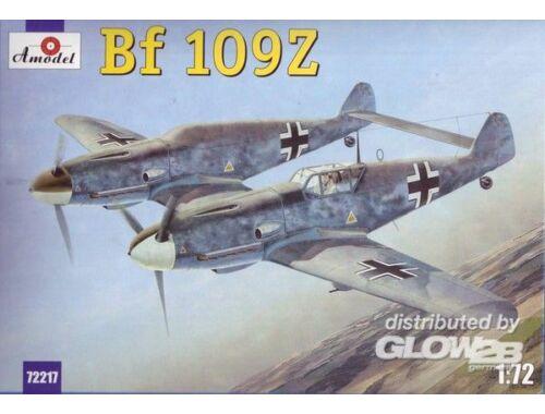 Amodel Messerschmitt Bf-109Z 1:72 (72217)