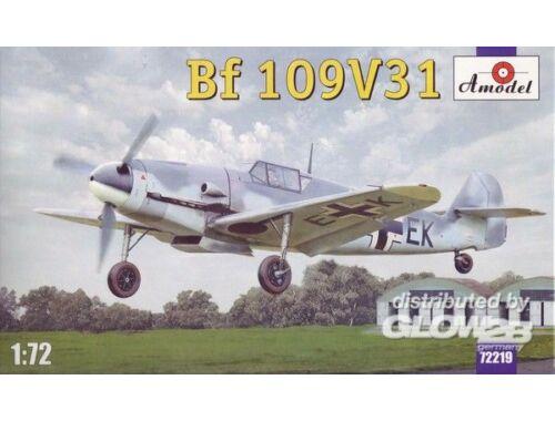 Amodel Messerschmitt Bf-109V31 1:72 (72219)
