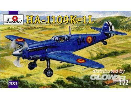 Amodel HA-1109-K1L Spanish fighter 1:72 (72222)