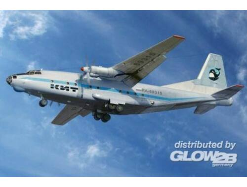 Amodel Antonov An-8 civil aircraft 1:72 (72228)