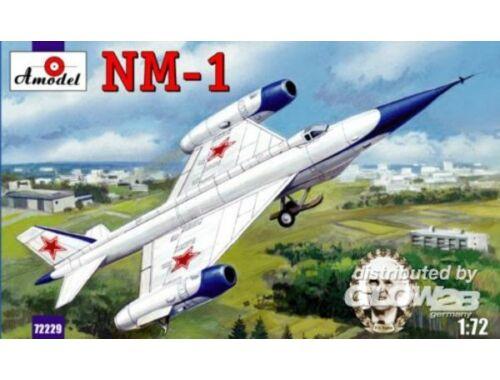 Amodel Yakovlev Yak-15 Soviet jet fighter.Relea Limited quantity 1:72 (AMO7223)