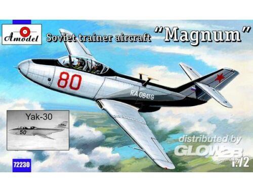 "Amodel Yak-30 ""Magnum"" Soviet training airc. 1:72 (72230)"