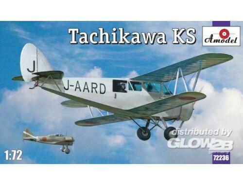 Amodel Tachikawa KS 1:72 (72236)