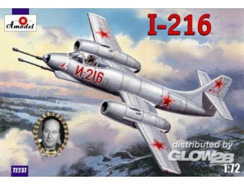 Amodel I-216 1:72 (72237)