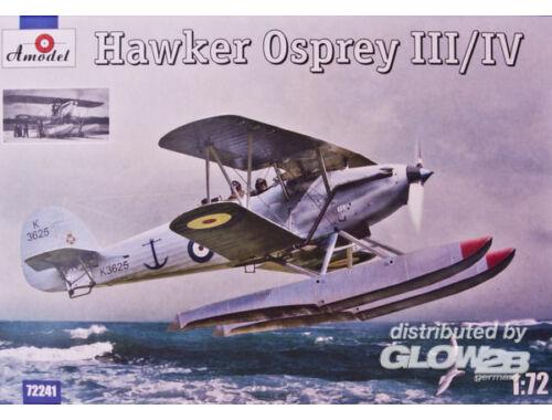 Amodel Hawker Osprey III/IV 1:72 (72241)