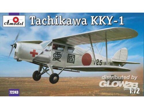 Amodel Tachikawa KKY-1 1:72 (72243)