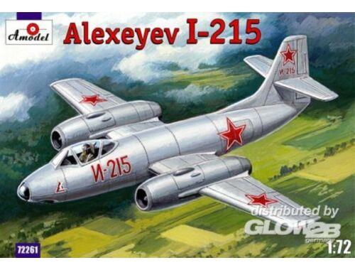 Amodel Alexyev I-215 1:72 (72261)