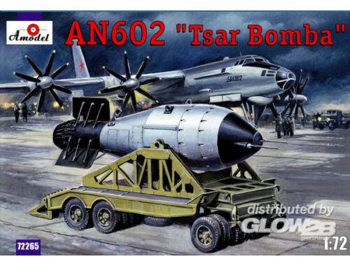 Amodel AN602 Tsar Bomba 1:72 (72265)
