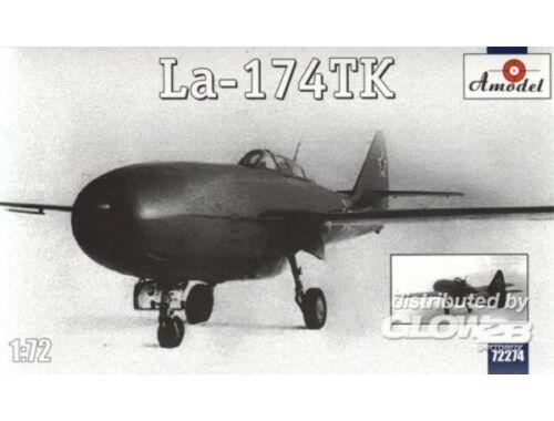 Amodel Lavochkin La-174TK 1:72 (72274)