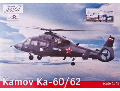 Amodel Kamov Ka-60 / Kamov Ka-62 1:72 (7249-01)