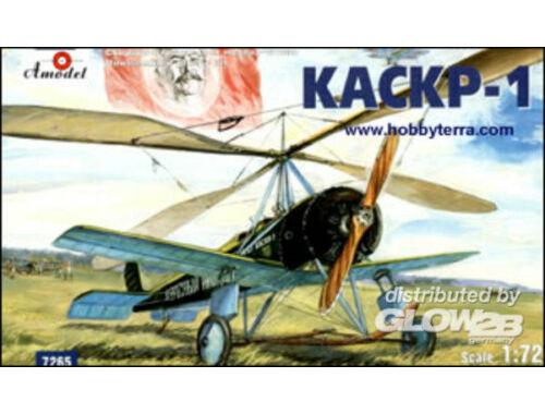 Amodel KASKR-1 Soviet autogiro 1:72 (7265)