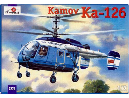 Amodel Kamov Ka-126 Soviet light helicopter 1:72 (7272)