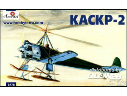 Amodel KASKR-2 Soviet autogiro 1:72 (7279)