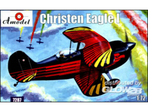 Amodel Christen Eagle I 1:72 (7287)