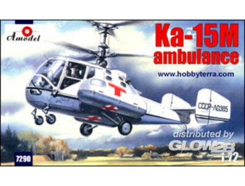 Amodel Kamov Ka-15M ambulance 1:72 (7290)