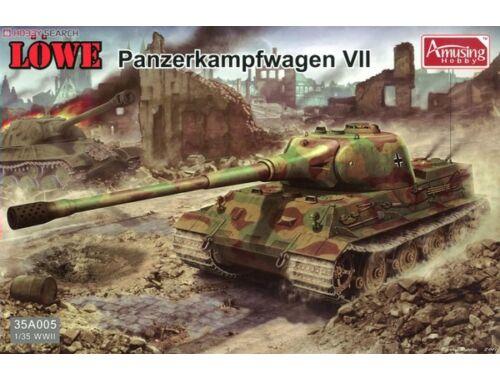 "Amusing H. German Super Heavy Tank Prototyp ""Löwe"" 1:35 (35A005)"