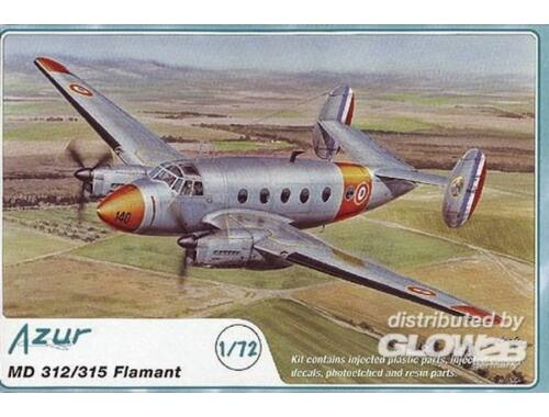 Azur MD 312/315 Flamant 1:72 (A028)