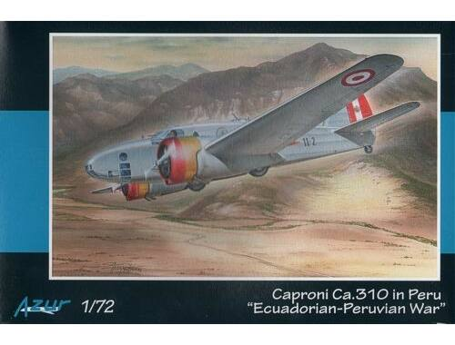 Azur Caproni Ca.310 in Peru 1:72 (A065)