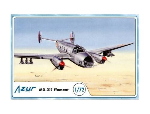 Azur MD-311 flamant 1:72 (A087)