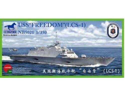 Bronco LCS-1 USS'Freedom' 1:350 (NB5021)